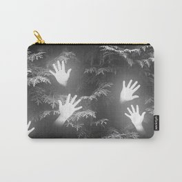 glowing hands Carry-All Pouch