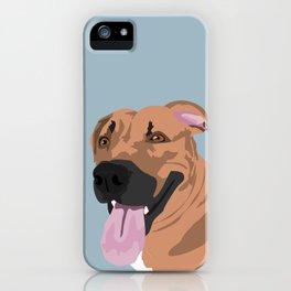 Grunt iPhone Case