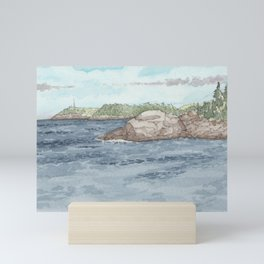 Herring Cove Entrance Mini Art Print