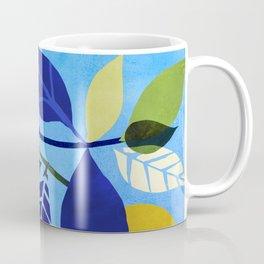 Express Yourself - Whimsical Ivy Houseplant Coffee Mug