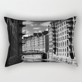 Speicherstadt Rectangular Pillow
