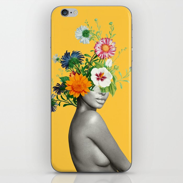 Bloom 5 iPhone Skin