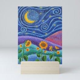 Dream Fields Mini Art Print