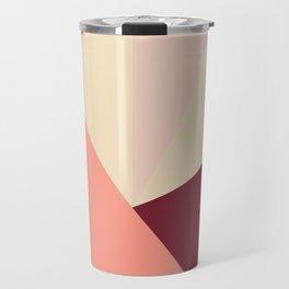 Tetrachromatic in red Travel Mug