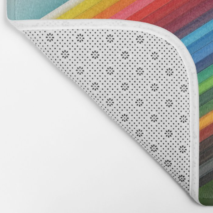 Little Rainbow Bath Mat