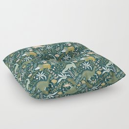 Dino Floor Pillow