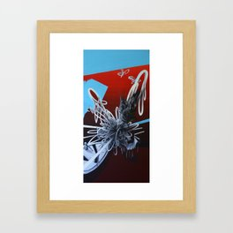 Archetype Explosion Framed Art Print