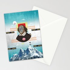 Shakespeare In Disguise Stationery Cards