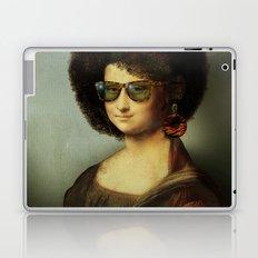 Mona Lisa Boogie Laptop & iPad Skin