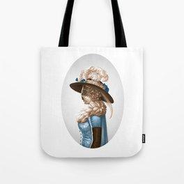 Madam Moth Tote Bag