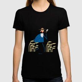 A walk with Van Gogh T-shirt