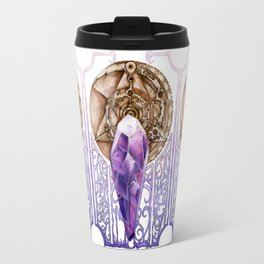 Dark Crystal Art Nouveau Travel Mug