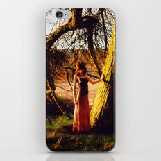 Lady of the Wood iPhone & iPod Skin