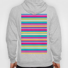 Epcot Color Stripes Hoody