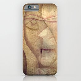 Paul Klee - Jester iPhone Case