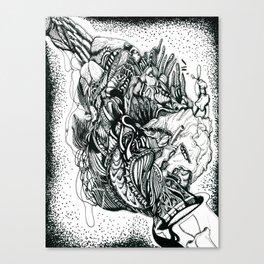Flem Canvas Print