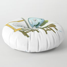 Baby Norman Zombiewell Floor Pillow
