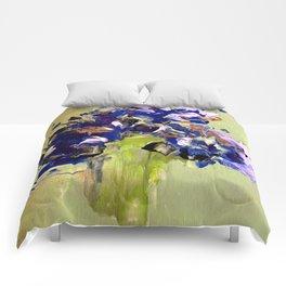 Floral Still Life 2 Comforters