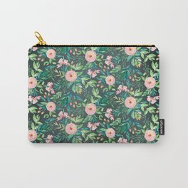 The Night Meadow Pattern Carry-All Pouch