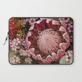 Macro Protea Laptop Sleeve