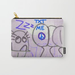 Txt me plzz Carry-All Pouch