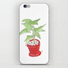 my plant iPhone & iPod Skin