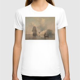 Off the Needles Isle of Wight T-shirt