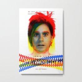 Mr. Nobody Metal Print