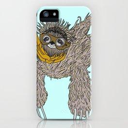 Impulsive Sloth iPhone Case