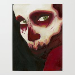 Red Death Poster