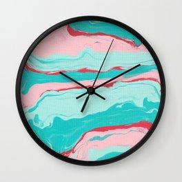 layton. Wall Clock