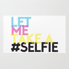 Let Me Take A Selfie Rug
