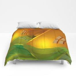 space curvature -2- Comforters