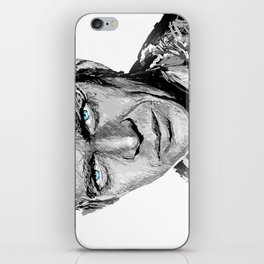 The King of Cool iPhone Skin