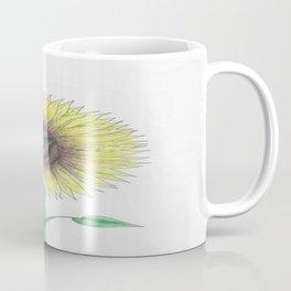 Seeing Sunflowers Coffee Mug