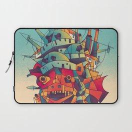 Moving Castle Laptop Sleeve