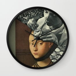 Attention To Detail Wall Clock
