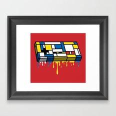 The Art of Gaming Framed Art Print