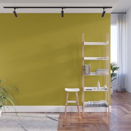 Antique Moss | Pantone Fashion Color | Fall : Winter 2019-2020 | London | Solid Color | Wall Mural