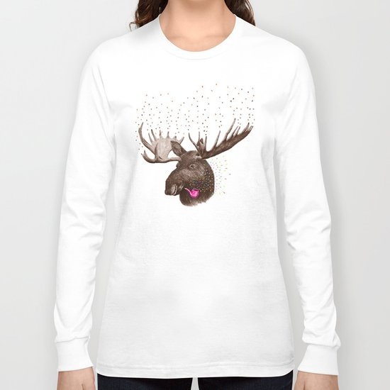 Moose III Long Sleeve T-shirt