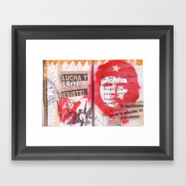 Arms of Che Framed Art Print