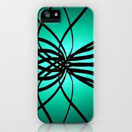 Relaxed Flow4 iPhone Case