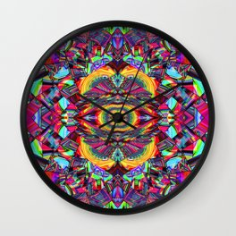 Illusions 1 Wall Clock