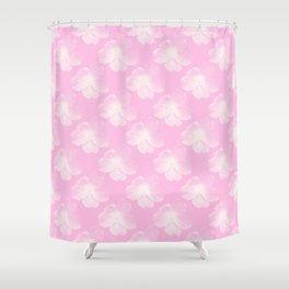 FLOWERS IN YOGHURT Shower Curtain