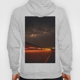 The Red Sky Road (Color) Hoody