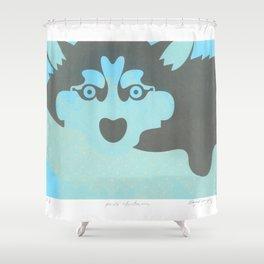 Peiro Fantasma Shower Curtain