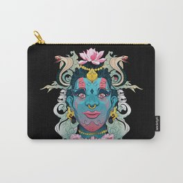 Hindu God Shiva Carry-All Pouch