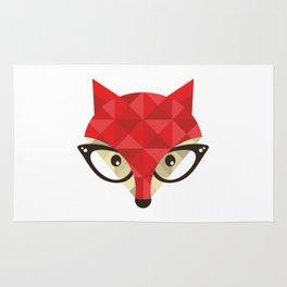Smart Fox Rug
