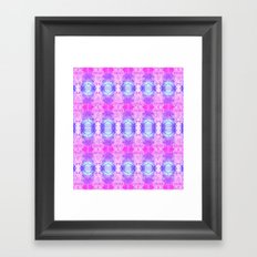 Pyschedelic Space Framed Art Print