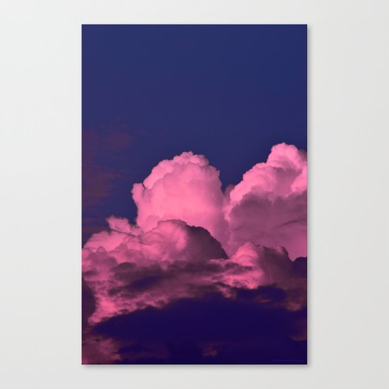 Cloud of Dreams  III Canvas Print